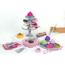Sophia- Dessert & Display Set In Window Box