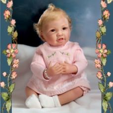 Ashton Drake- Hanl Your Picture Perfect Baby