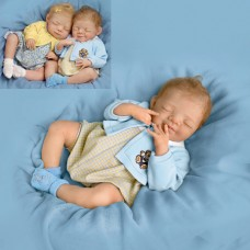 Ashton Drake- Smiling Sweetly, Benjamin Baby Doll