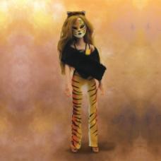Ashton Drake- Sumatran Sensation