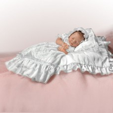 Ashton Drake- All God's Grace Christening Doll