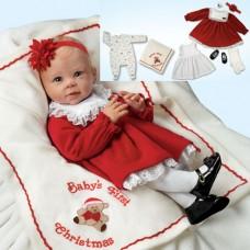 Ashton Drake-  Baby's First Christmas