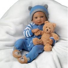 Ashton Drake- Calvin and Teddy