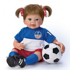 Ashton Drake- Dream Big Child Doll