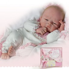 Ashton Drake- Welcome Home Baby Girl Doll